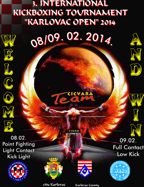 Invitation Karlovac Open1