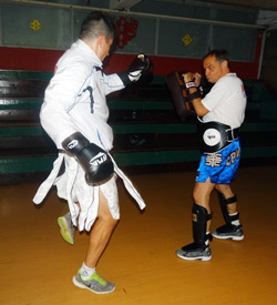Jotic trening 1