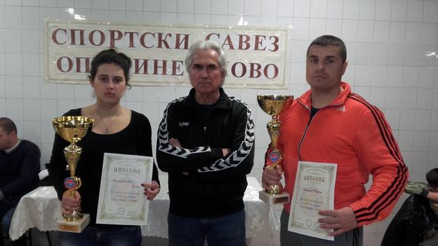 Jasna Nikola Sportisti godine