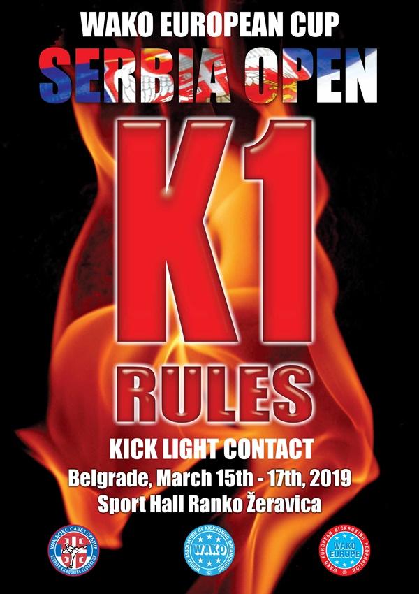Plakat Srbija Open 1