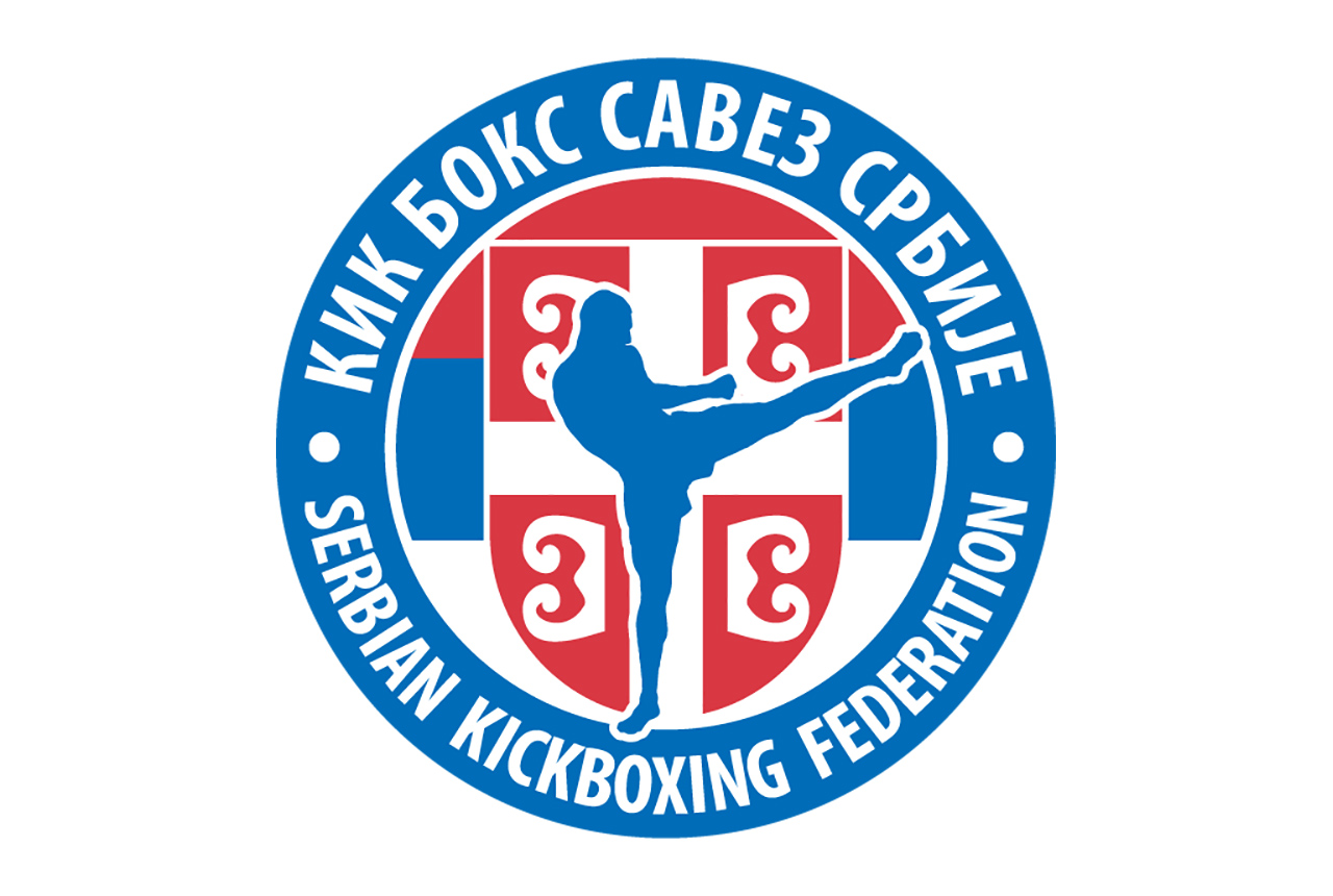 Novi logo Kik boks saveza Srbije