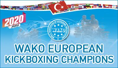 WAKO European Kickboxing Championships 2020