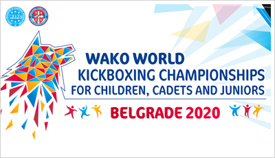 WAKO World Championship for Children, Cadets and Juniors 2020