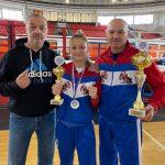 Završeno Prvenstvo Srbije u kik boksu, disciplina K1