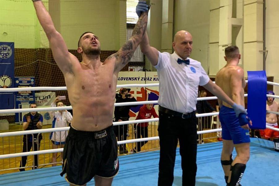 """Učešće na Internacionalnom kik boks kupu """"Slovak Open"""""""
