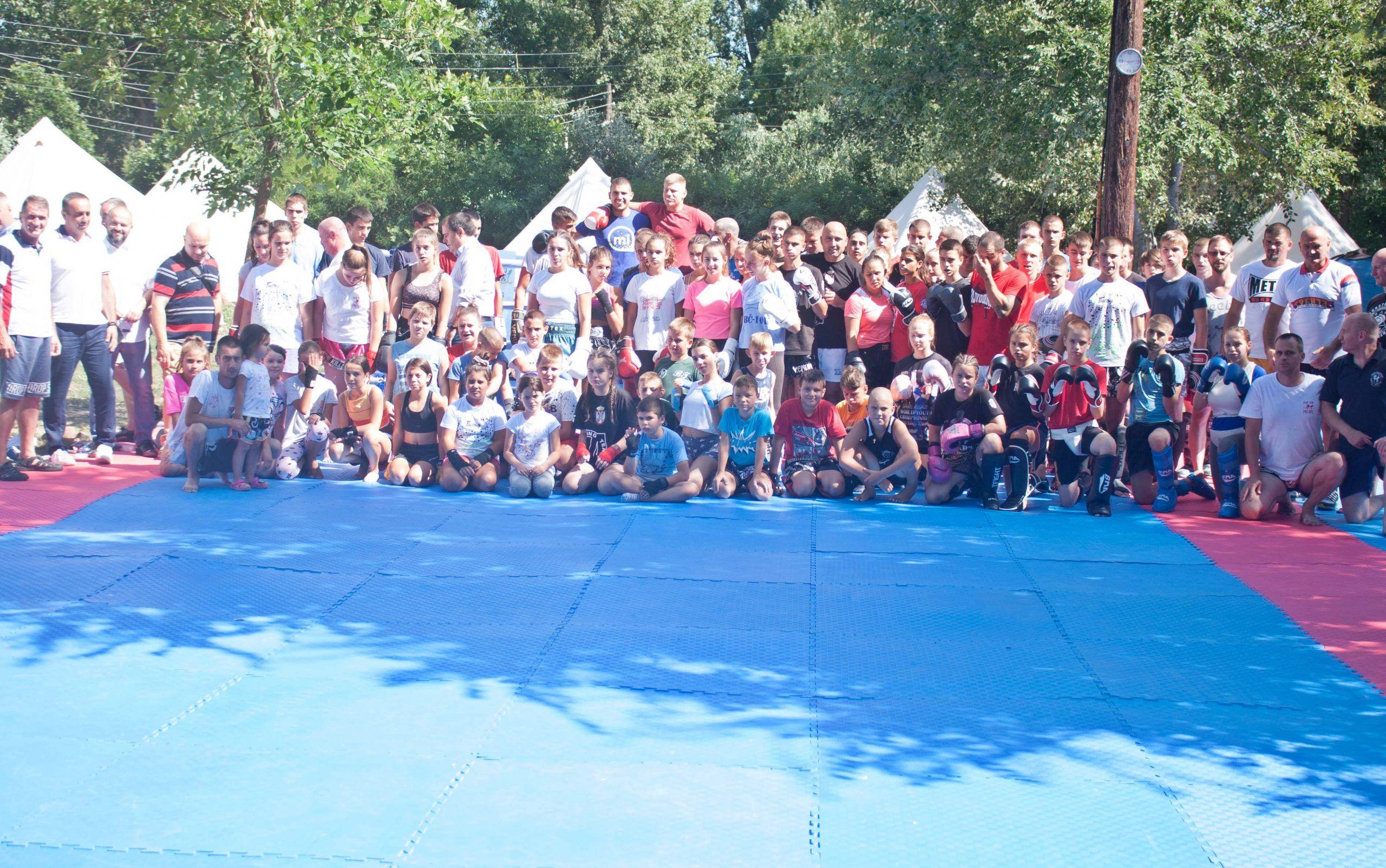 Kamp perspektivnih sportista Vojvodine  2021.
