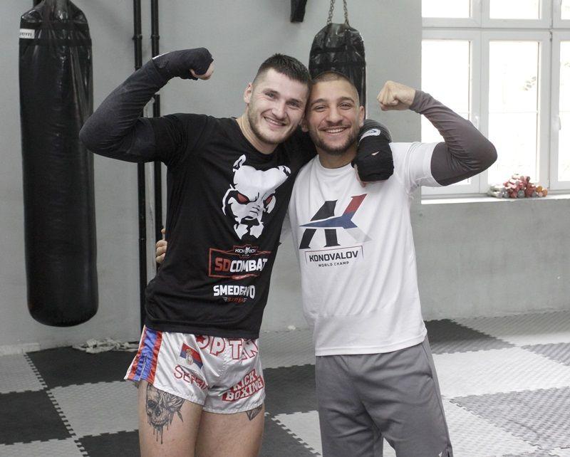 Dva svetska i evropska šampiona o svojim počecima i neostvarenim snovima u kik boksu