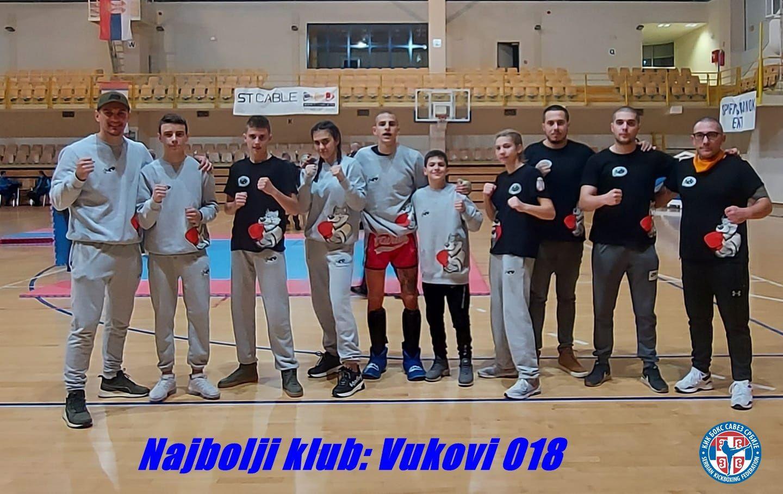 Održano je prvenstvo Srbije u disciplini Kik lajt