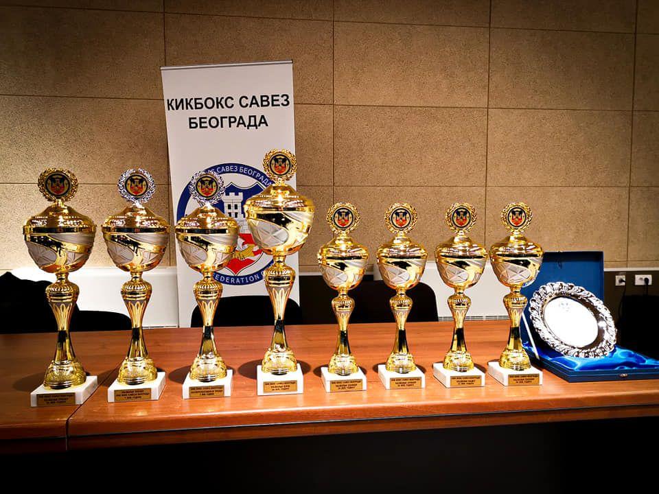 Kik boks savez Beograda održao redovnu godišnju Skupštinu